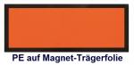 ADR-Warntafel, 300x120, magnetisch