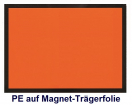 ADR-Warntafel, 400x300, magnetisch