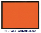 ADR-Warntafel, 400x300, Klebefolie reflektierend