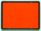 ADR-Warntafel, 400x300, starre Ausführung