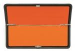 ADR-Warntafel, 400x300, horizontal klappbar