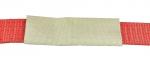 Schutzschlauch für 50mm-Gurt - 1m weiß