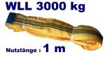 Rundschlinge 3 to / 2 m