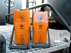 GGVSEB-Warnblinkleuchte 3003 mit Batterien, einsatzfertig