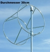 Windsack-Korb 30 cm Durchmesser