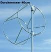 Windsack-Korb 40 cm Durchmesser