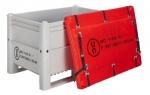 """AKKU-Transportbox """"800"""" mit UN-Zulassung"""