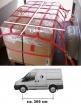 Ladungssicherungs-Netz  für Transporter kurzer Radstand