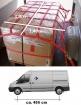 Ladungssicherungs-Netz  für Transporter langer Radstand