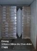20er-Paket Luftstaupolster (Einwegventil) zur Ladungssicherung