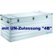 Universalkiste Alu  170x80x70cm UN-geprüft