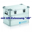 Universalkiste Alu  60x40x41 cm UN-geprüft