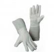 Leder-Stulpenhandschuh 35cm