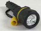 LED-Handleuchte ohne metallische Oberfläche