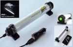 LED-Akku-Stableuchte mit Powerbank