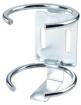 Wandhalterung für Augenspülflaschen 200ml