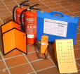 Fahrzeug-Set ab 7,5 to / magnetische Warntafeln