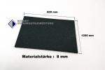 Antirutschmatte  80 x 120 cm / 8mm
