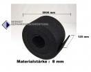 Antirutschmattenrolle 500 x 12,5 cm / 8mm