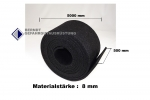Antirutschmattenrolle 500 x 50 cm / 8mm