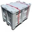 AKKU-Transportbox 470 Liter mit UN-Zulassung