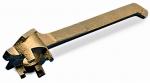 Fass-Schlüssel Bronze
