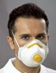 Feinstaubfiltermaske FFP1 / V