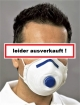 Feinstaubfiltermaske FFP2 V / 12er-Pack