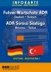 RESTPOSTEN : Infokarte Fahrerwortschatz Deutsch-Türkisch