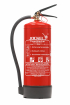 Feuerlöscher, 6kg ABC, Dauerdruck mit Manometer