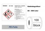 GHS-Kennzeichnung HEIZÖL-EL 148x105