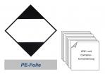 LQ-Kennzeichnung 250x250 PE-Folie