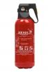 Feuerlöscher, 2kg ABC, Dauerdruck mit Manometer