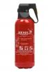 Feuerlöscher, 2kg ABC, Dauerdruck