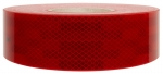 Reflexfolie rot (hinten) für feste Aufbauten