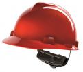 Schutzhelm DIN EN 397 / rot