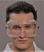 Vollsichtschutz-Korbbrille  DIN 166 1 3 4-B