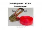 Ratschen-Zurrgurt 50mm einteilig / 6m / 350 daN