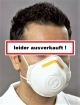 Feinstaubfiltermaske FFP1 / 12er-Pack