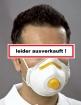 Feinstaubfiltermaske FFP1 V / 12er-Pack
