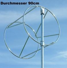 Windsack-Korb 90 cm Durchmesser
