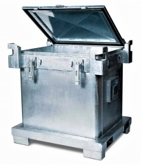 ASP-Behälter  600 Liter
