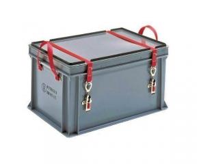 Gefahrgut-Transportbox 55L BTH : 60x40x34 cm