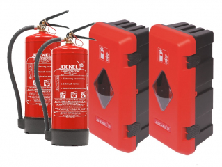 Fahrzeug-Brandschutz-Set ab 7,5 to Dauerdruck