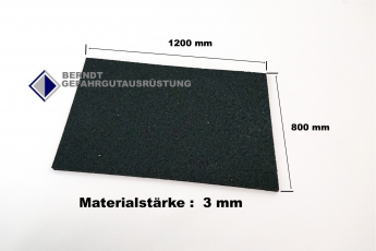 Antirutschmatte  80 x 120 cm / 3mm