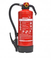 Feuerlöscher, 6kg ABC, Aufladelöscher mit Schlaghaube