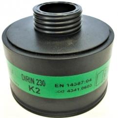 Gasfilter DIRIN 230 K2