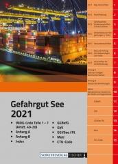 IMDG-CODE  2021 / Seeschifffahrt