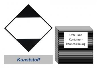 LQ-Kennzeichnung 250x250 Kunststoff