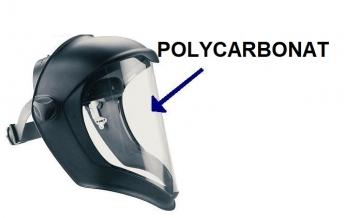 """ERSATZ-Visier """"Bionic"""" - Polycarbonat"""